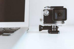 Športová kamera alebo reálny svet v obraze
