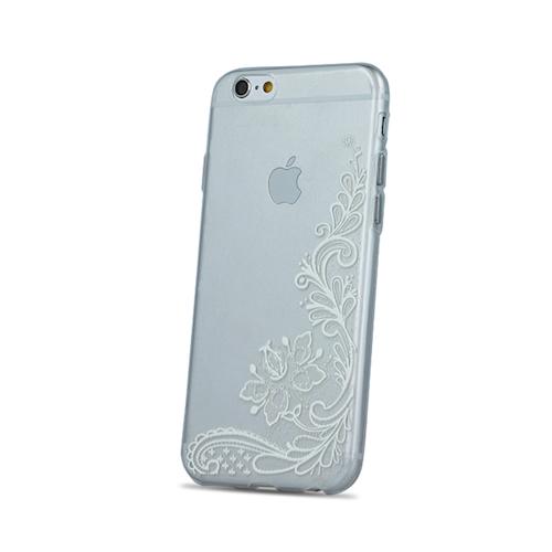 Silikónové puzdro Ultra Trendy Henna pre Apple iPhone 6 6s transparentné 03 3938b9be98c