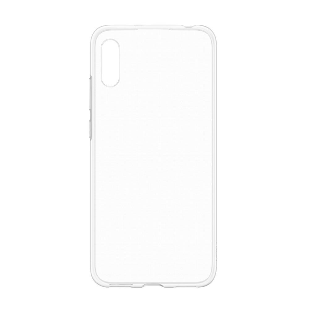 Huawei Original Protective Pouzdro Transparent pro Huawei Y6 2019 (EU Blister)