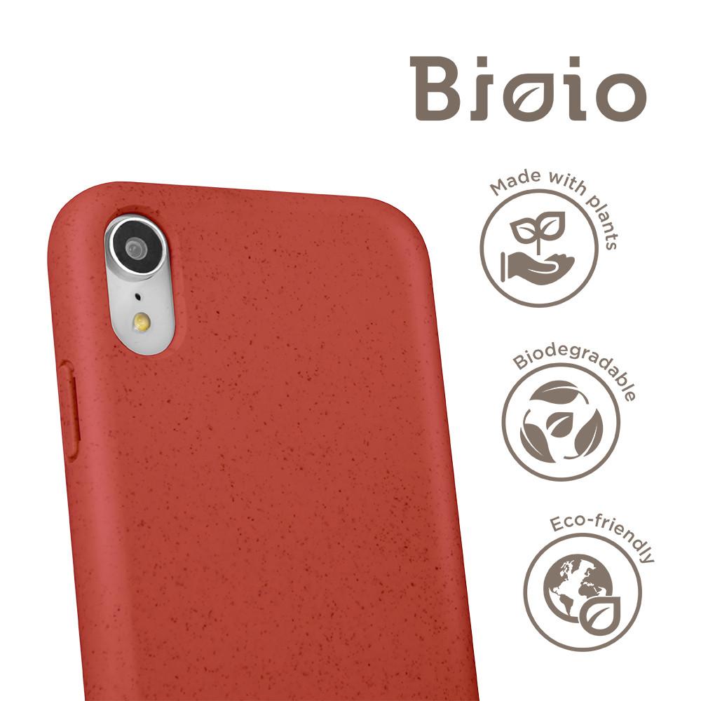 Eco puzdro Forever Bioio pre Apple iPhone XS Max červené