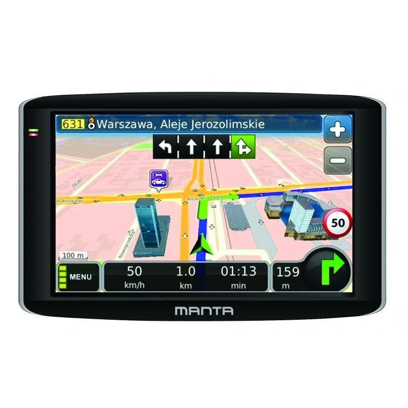 "Navigácia GPS9572 Manta Premium 5"""