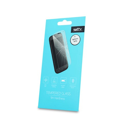 Tvrdené sklo Setty pre Samsung Glaxy S4