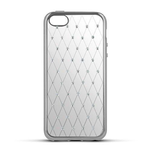 Silikónové puzdro Beeyo Diamond Grid pre Huawei Y3 II