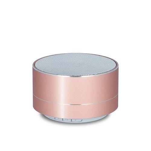 Reproduktor Bluetooth Forever PBS-100 ružovo zlatý