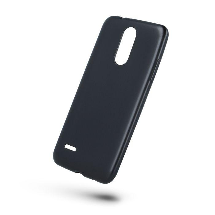 Silikónové puzdro Oil TPU pre Apple iPhone 6 6s čierne 90e9751e4f7