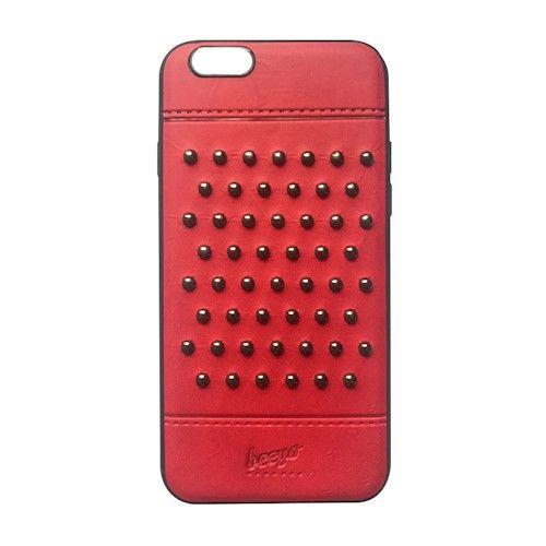 Plastové puzdro Brads Type2 pre Apple iPhone 6 6s červené 01 e761f93e681