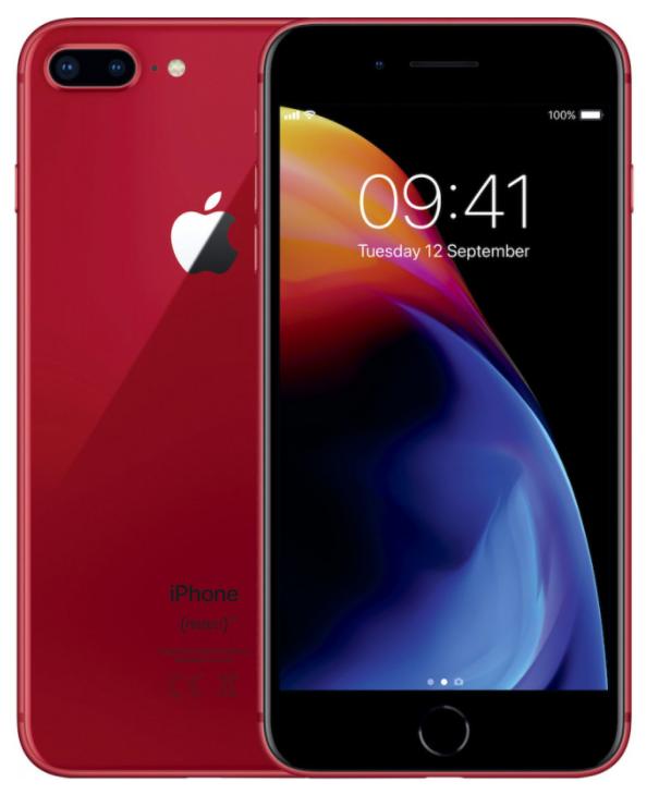 Používaný Apple iPhone 8 Plus 64GB Red - Trieda A