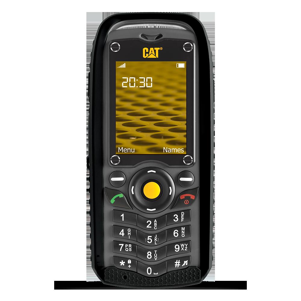 Caterpillar Cat B25, Dual SIM, Black - SK distribúcia