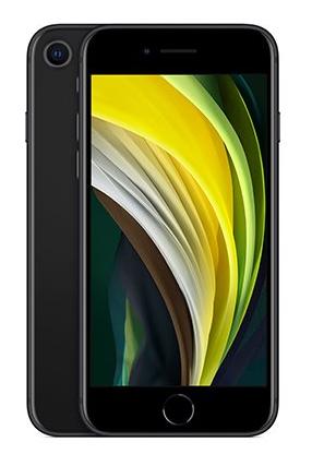 Používaný Apple iPhone SE 2020 256GB Black - Trieda A