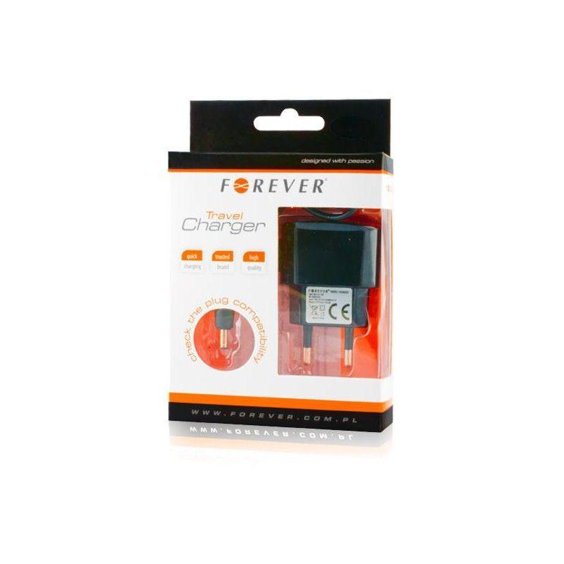 Sieťová nabíjačka FOREVER micro USB 1A box HQ