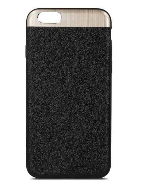 Plastové púzdro Beeyo Glossy pre Samsung A3 2017 čierne