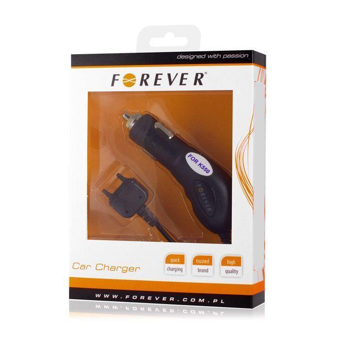 Auto nabíjačka Forever pre Sony Ericson K550i HQ