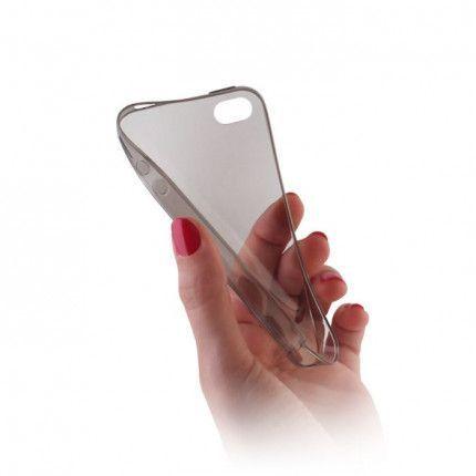 Silikónové puzdro Ultra Slim 0,3mm pre LG K10 K420N transparentné