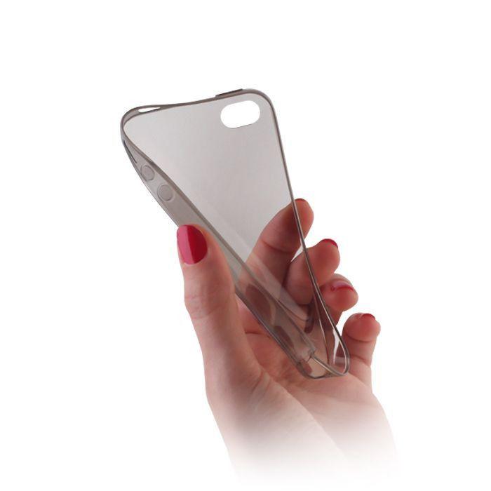 Silikonové puzdro Ultra Slim 0,3 mm TPU pre LG G5 transparentné