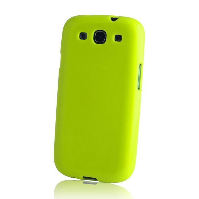 Silikonové puzdro TPU pre Nokia Lumia 550 zelené