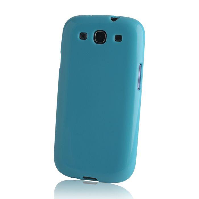 Silikónové puzdro TPU pre LG K10 modré