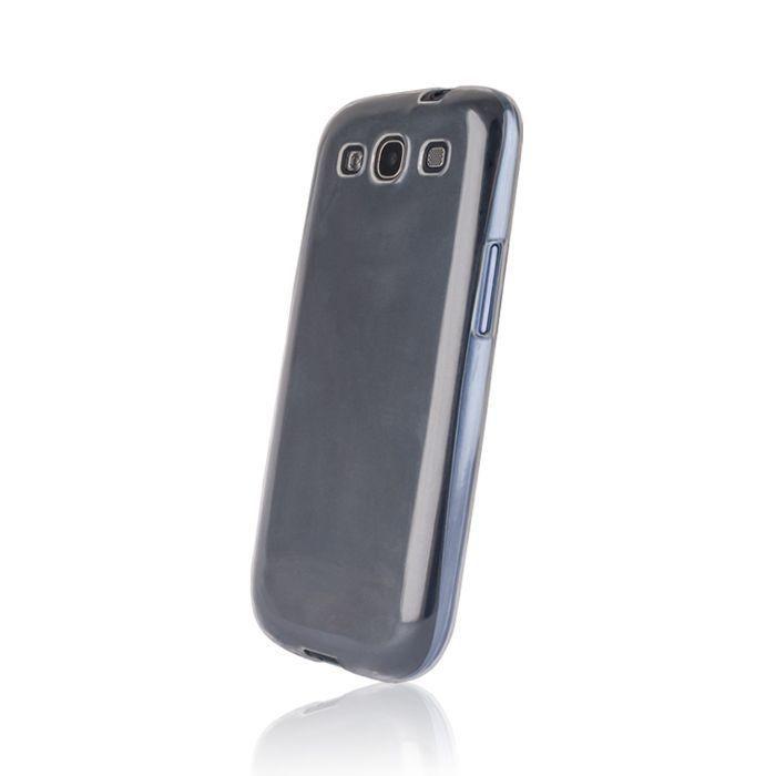 Silikónové puzdro Ultra Slim 0,5mm pre iPhone 4/4s transparentné