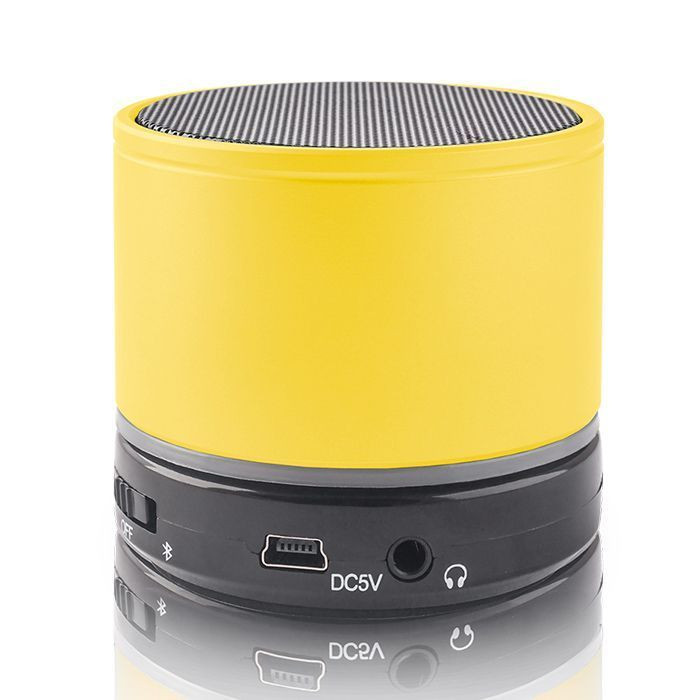 Bluetooth reproduktor Forever BS-100 žltý