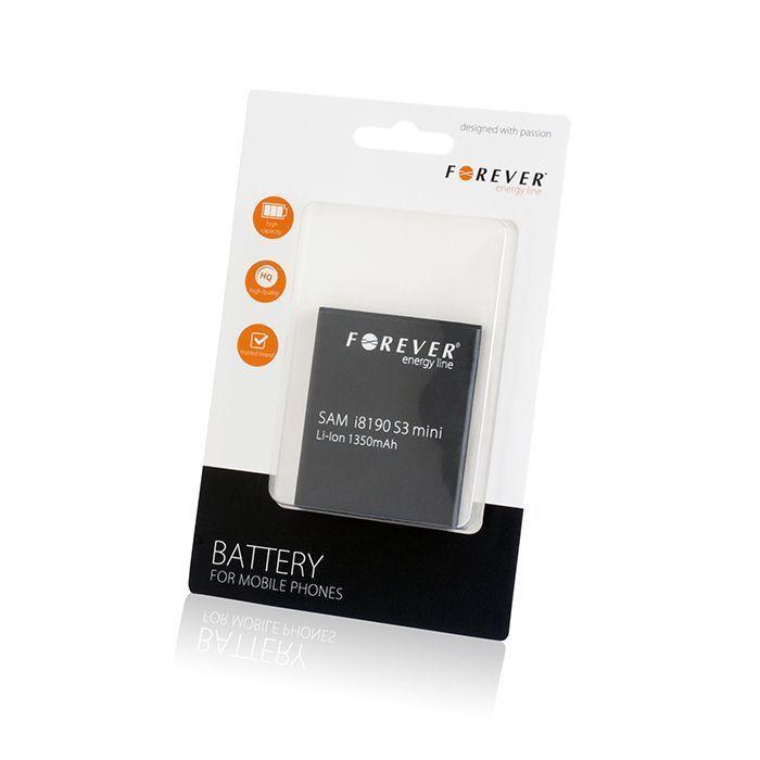 Batéria pre Samsung i8190 S3 Mini 1350 Li-Ion Vysokokapacitná