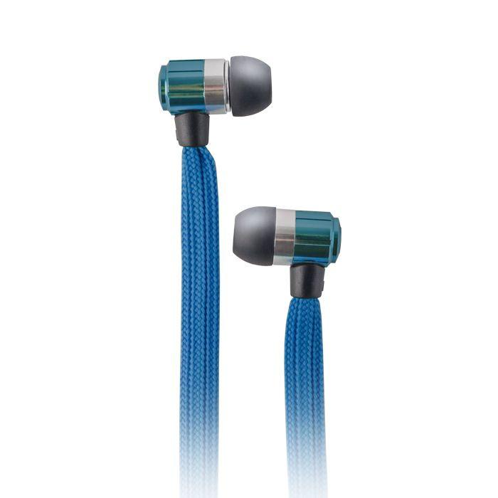 Slúchadlá Forever Swing Music modré