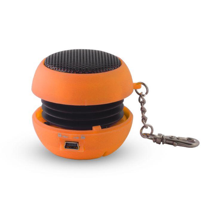 Reproduktor Pocket SETTY oranžový