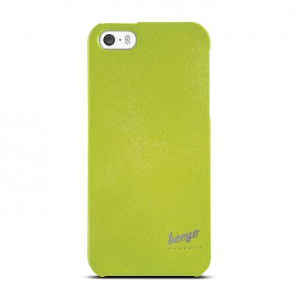 Silikonové puzdro  Beeyo Spark pre Apple iPhone 6/6s zelené