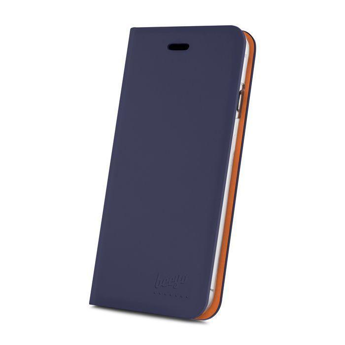 Diárové puzdro Fusion pre Apple iPhone 6/6s Beeyo modré