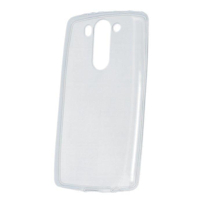 Silikónové puzdro Ultra Slim 0,3 mm pre Huawei G8 transparentné