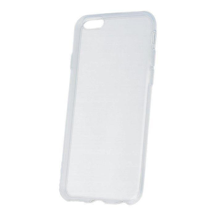 Silikónové puzdro Ultra Slim 0,5mm pre iPhone 6/6s transparentné