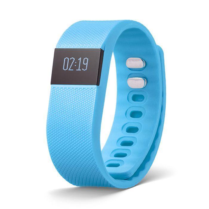 Fitness náramok ForeverFIT SB-200 modrý