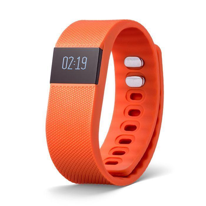 Fitness náramok Forever FIT SB-200 oranžový