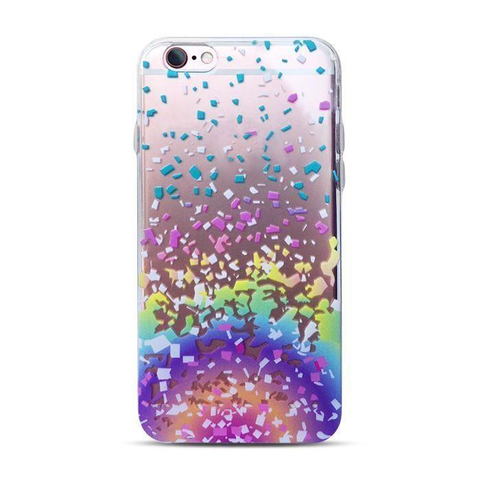 Silikónové puzdro Ultra Trendy Sparkle pre Samsung Galaxy A3