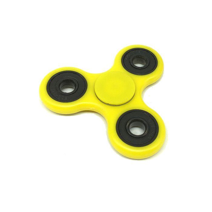 Spinner Normal žltý