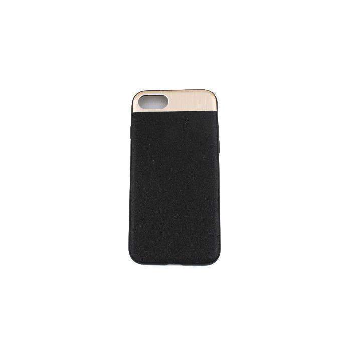 Plastové púzdro Beeyo Glossy pre Samsung S8 čierne