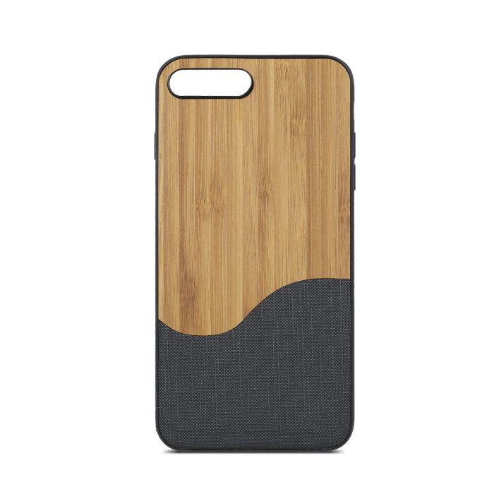 Plastové puzdro Beeyo Wave pre Apple iPhone 5/5s/SE čierne