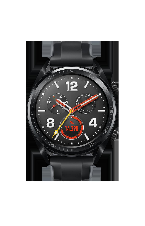 Huawei 55023259 Watch GT Sport B19S, čierne