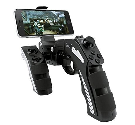 iPega 9057 Bluetooth Phantom ShoX Blaster Gun IOS/Android (EU Blister)