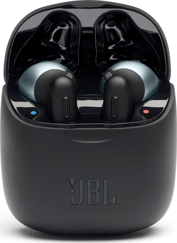 Slúchadlá JBL Tune 220TWS čierne
