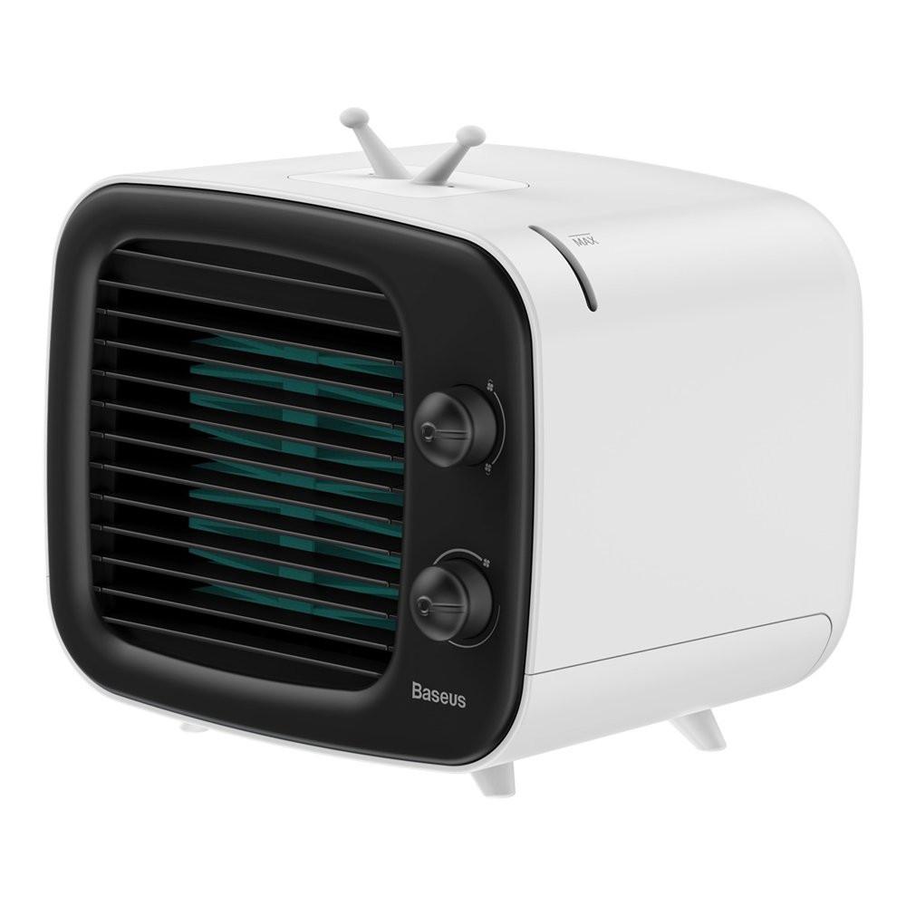 Mini prenosná klimatizácia Baseus CXTM-21 bielo čierna