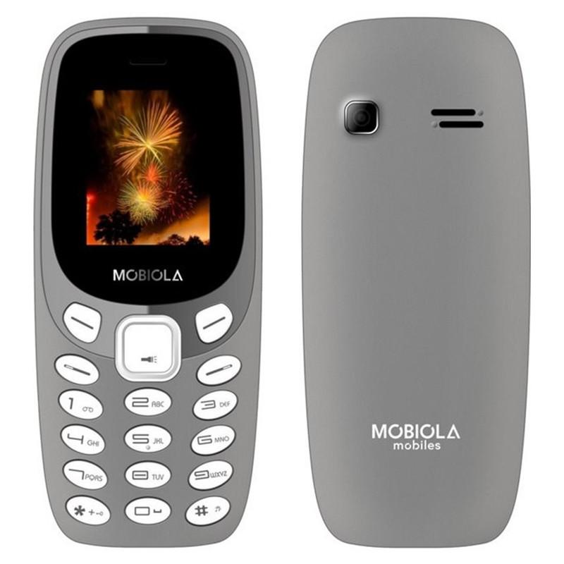 Mobiola MB3000, Dual SIM, Grey - SK distribúcia