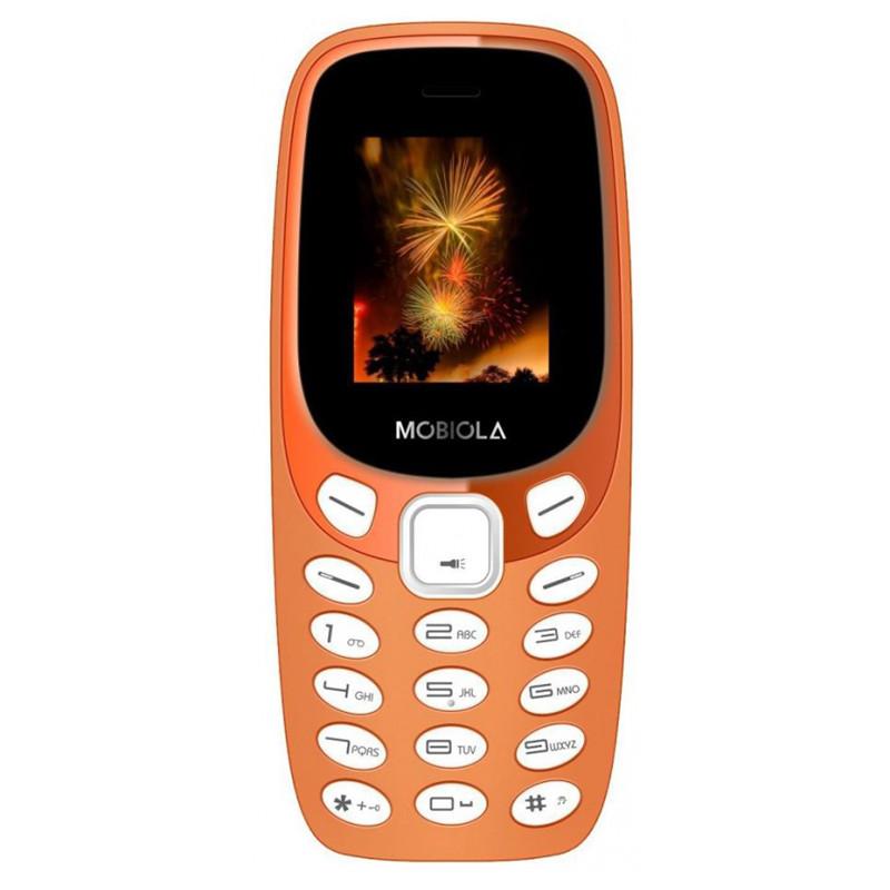 Mobiola MB3000, Dual SIM, Orange - SK distribúcia