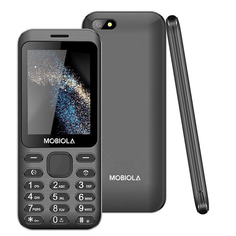Mobiola MB3200, Dual SIM, Grey - SK distribúcia