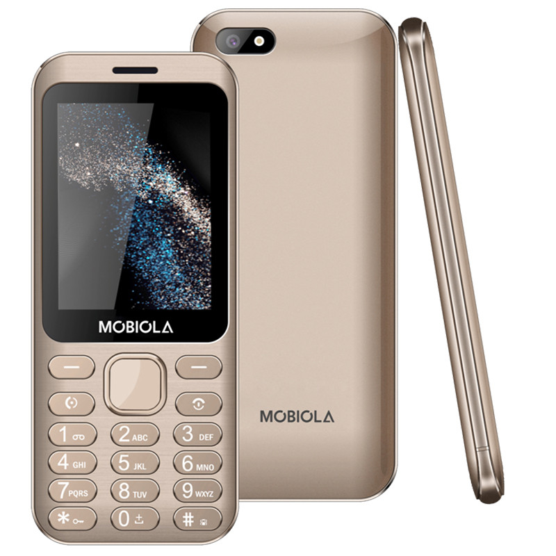 Mobiola MB3200, Dual SIM, Gold - SK distribúcia