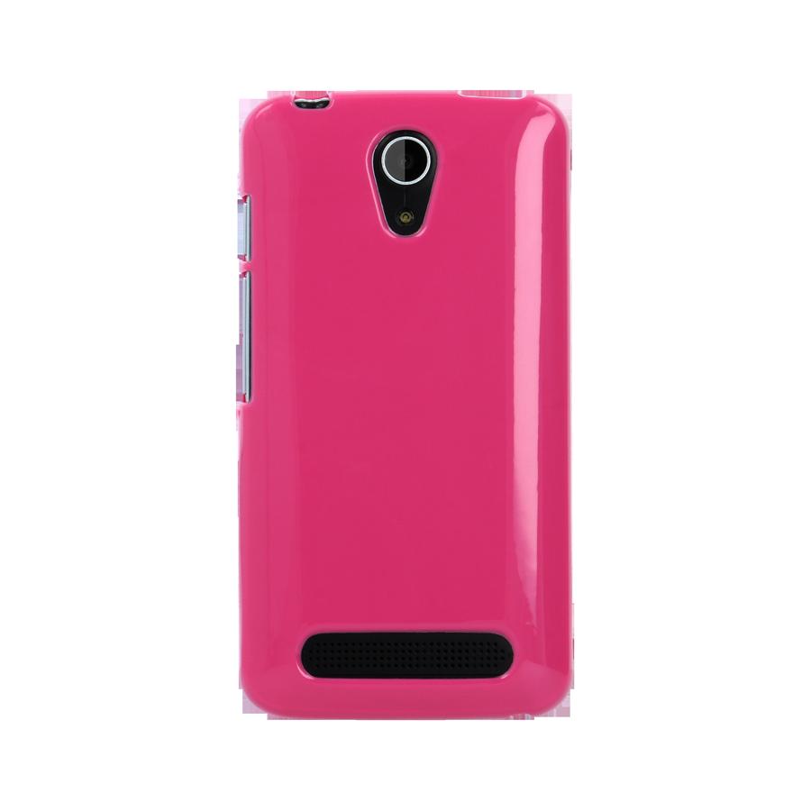 Silikonové puzdro pre  myPhone Pocket ružový