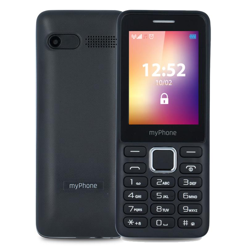 myPhone 6310, Dual SIM, Black - SK distribúcia