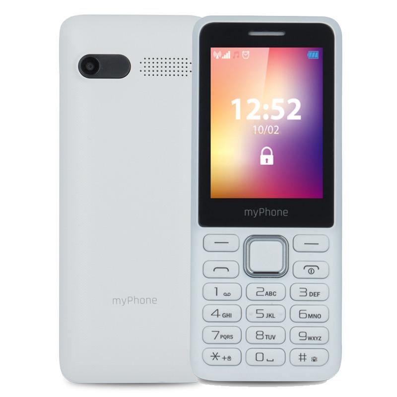 myPhone 6310, Dual SIM, White - SK distribúcia