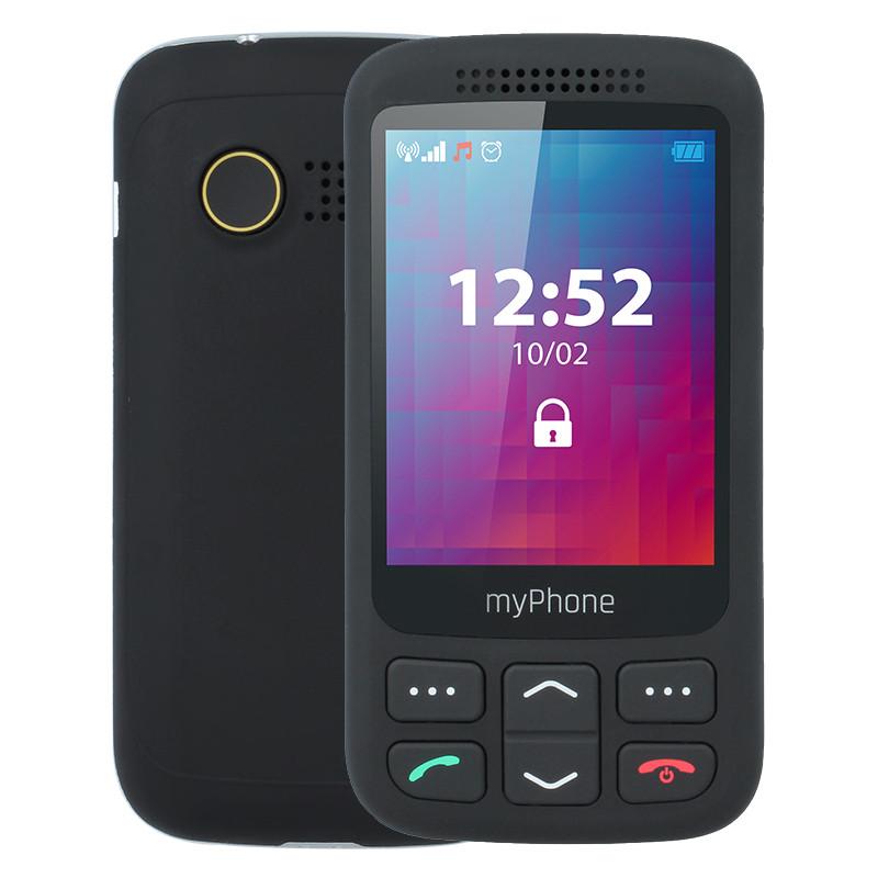 myPhone Halo S, Black - SK distribúcia