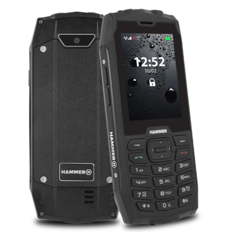 myPhone Hammer 4, Black - SK distribúcia