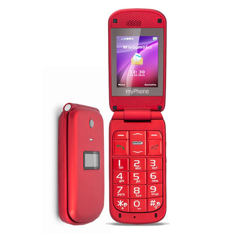 myPhone Metro, Red - SK distribúcia