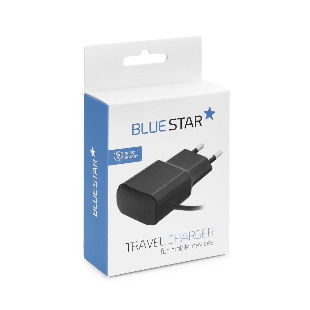Sieťová nabíjačka Blue Star pre Nokiu 6101/N71/N70/N75/N95 čierna